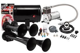 kleinn com model hk4 chrome quad air horn kit hk4 1