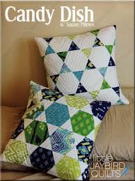 quilted pillows patterns | Candy-Dish-quilt-sewing-pattern-Jaybird ... & quilted pillows patterns | Candy-Dish-quilt-sewing-pattern-Jaybird- Adamdwight.com