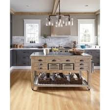kitchen furniture images. deni wood and stone 60inch kitchen island by kosas home furniture images