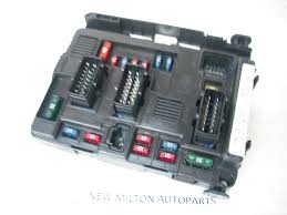 sorry out of stock peugeot 206 fuse box control peugeot 206 fuse box control module siemens s118470003 e bsm b3 9643498880 00