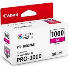 <b>Картридж</b> пурпурный (magenta) <b>Canon PFI</b>-<b>1100</b> M 0852C001 ...