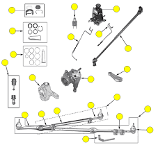 Interactive Diagram   Jeep Steering Parts for Wrangler TJ Jeep moreover Interactive Diagram   Wrangler JK Steering Parts   Off road also Basic Do it Yourself Jeep JK Wrangler Front End Alignment besides  additionally Interactive Diagram   Jeep Wrangler YJ   Ignition Jeep Parts likewise Power Steering Leak Fix  2007 2016 Jeep Wrangler   2008 Jeep also OEM Door Parts Diagrams   Quadratec also CJ Steering   4 Wheel Parts in addition Adding Brake Fluid      Jeep Wrangler Forum likewise Stop The Star Program   2007 Jeep Wrangler 4 cats likewise Jeep TJ DIY Driveway Alignment   Quadratec. on 2007 jeep wrangler steering diagram