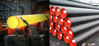 Carbon Steel Pipes Astm A106 Carbon Steel Seamless Tubes