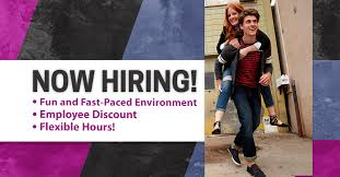 now hiring apply now