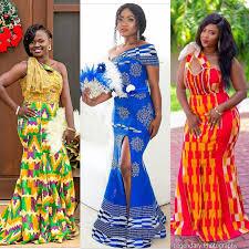 Ghana Latest Fashion Designs See The Latest Kente Styles Ghana Kente Styles Kente