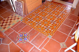 best spanish tile floor picking the right for your kitchen or bathroom bauer uk terracottum style