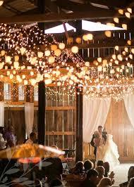 Lighting ideas for weddings Lanterns Happyweddcom Lluminate Your Big Day 72 Barn Wedding Lights Ideas Happyweddcom