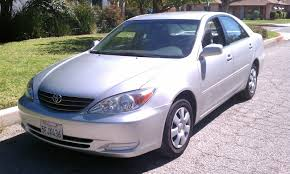 2004 Toyota Camry - Information and photos - MOMENTcar