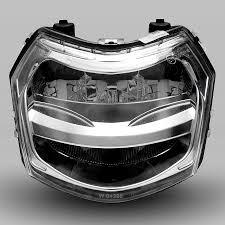 Đèn Pha LED 02 Tầng Sirius FI - Phụ kiện, phụ tùng xe máy khác Thương hiệu  ZHI.PAT