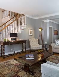 decor latest living room. brass tripod floor lamp adds metallic glint to the space design darbyshire designs decor latest living room