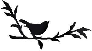 bird branch silhouette clip art. Interesting Silhouette For Bird Branch Silhouette Clip Art R