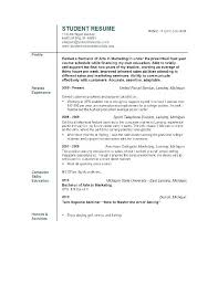 The Best Objective For Resumes In Resume It Ideas About Examples On