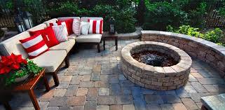 omaha paver patio fire pit outdoor above and beyond omaha