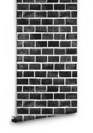 lubeck black bricks wallpaper kemra milton king