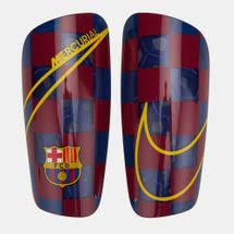 Nike Men S Fc Barcelona Mercurial Lite Football Shin Guards