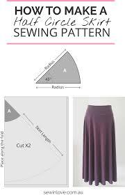 Circle Skirt Pattern Free Magnificent Decorating