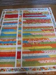 Quilt Inspiration: Spaghetti, potato chips and jelly rolls ... & Cute jelly roll quilt Adamdwight.com