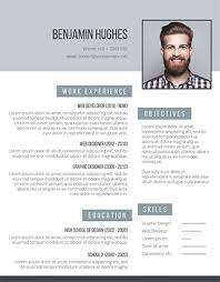 Download Free Modern Resume Templates For Word 150 Free Resume Templates For Word Downloadable Freesumes