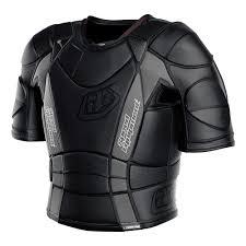 Troy Lee Designs Ups7850 Protect Ups7850 Hw Solid Black