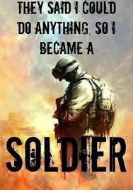 Army Quotes Adorable HOOOOAH SöᏞᎠᎥᎬᏒ öᏁ Pinterest Indian Army Army And
