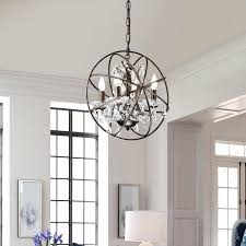 large chandeliers for foyer plus oil rubbed bronze entryway orb chandelier with crystal accent decor extra