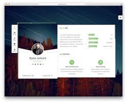 How To Code A Stylish Portfolio Design In Html Css 36 Best Portfolio Website Templates Html Wordpress 2019