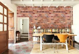 brick wall decoration amazing wallpaper ideas 5 fanciful country style stone look modern 3d bricks decorative