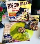 Here Come the Aliens [LP]