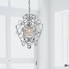 Chrome Crystal Chandelier - Free Shipping Today - Overstock.com - 12114025