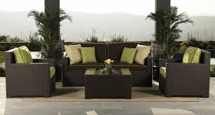 Contemporary Rattan Garden Furniture Sets for Living Space