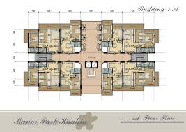 Modern Apartments Floor Plans Design The Most Adorable 17 Of Plans For Apartment Buildings Ideas