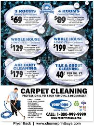 Cleaning Advertising Ideas Carpet Cleaning Advertising Flyers Bethpowell Design