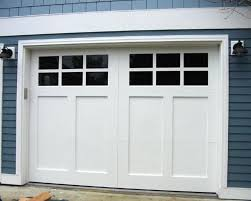 carriage style garage doors home depot
