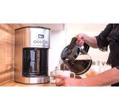 I brew one pot a day and it is used in a house of 3 coffee drinkers. Cuisinart Perfectemp 14 Cup Programmable Coffeemaker Spoons N Spice