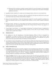 Memorandum Of Understanding Between The County Of Shasta And The ...