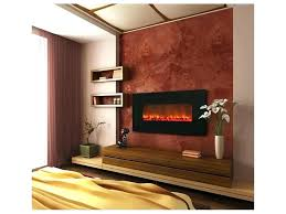 wall mounted fireplace ideas living room with wall mounted fireplace the touchstones inch recessed electric fireplace