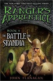 the battle for skandia book four rangers appice john flanagan