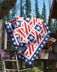 95 best Patriotic Quilt Patterns and Projects / Quilts of Valor ... & Home of the Brave Quilt - Fons & Porter Adamdwight.com