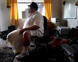 Wesley Warren, man with 130-pound scrotum, dies at 49 - New York Daily News