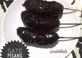Jenis makanan ini sangat mudah ditemukan baik di pinggir jalan sampai di restoran. Resep Sate Pisang Ala Taichan Anti Gagal Kreasi Masakan