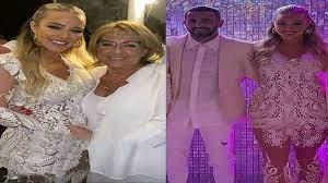 رياض محرز يقيم حفل خطوبة من صديقته تايلور