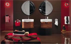 Brown Bathroom Accessories Dark Brown Tile Bathroom Ideas Black Mosaic Tiles Maculine
