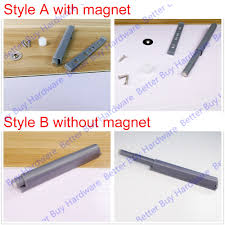 Kitchen Cabinet Door Magnets Aliexpresscom Buy Magnet Push To Open System For Kitchen
