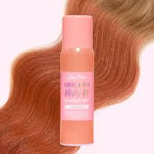 Orange Hair Colour Chart Sweet Tea Hair Color Spray