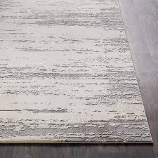 brooks distressed modern abstract gray cream area rug reviews cream and gray rug