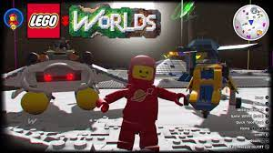 LEGO Worlds - Unlock Codes for LEGO Ninjago Movie and LEGO City Vehicles  with Gameplay - YouTube