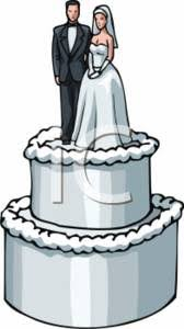 wedding cake topper clipart. Brilliant Clipart Bride And Groom Cake Topper With Wedding Clipart D