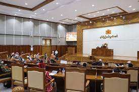 Chin Ramkulh Hluttaw nih 2019-2020 tangka kum RE budget an fehter - The  Hakha Post
