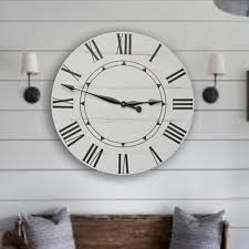 the sidney oversized wall clock by avery street design co on dot bo