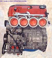 honda s2000 engine parts auto blog the honda s2000 engine is probably the most advanced production 2 litre engine in the world